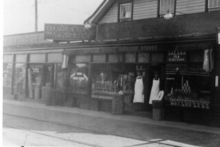 A.H. Mitchell's store | by Birch Cliff News