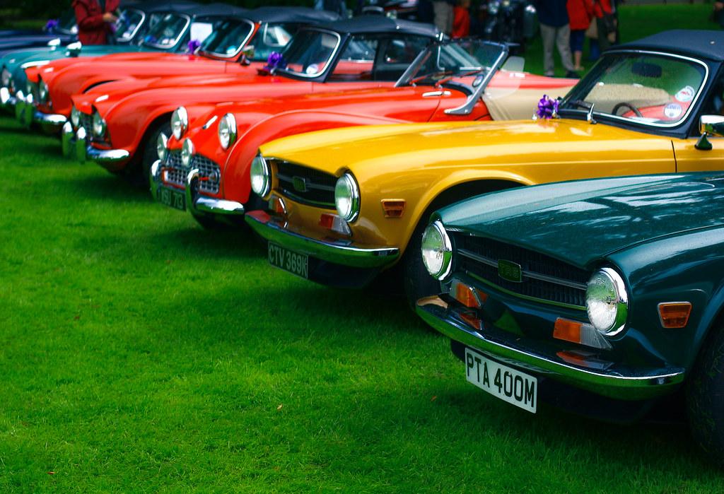 Pershore Vintage Retro Car Show Pershore Vintage Retro Ca Flickr