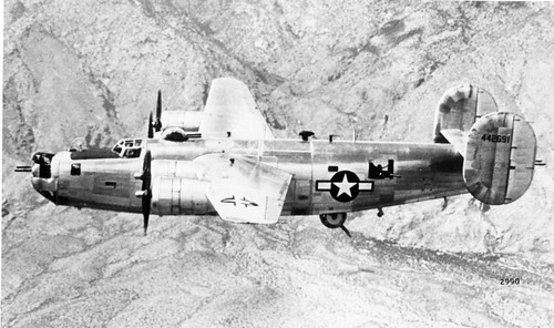 Consolidated B-24M, 44-42691 | by San Diego Air & Space Museum Archives