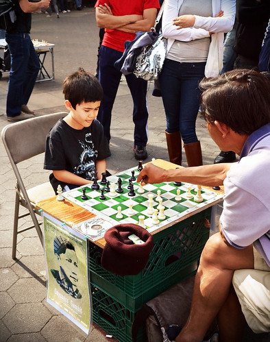 Another Day, Another Prodigy - Union Square | by Rachel Citron