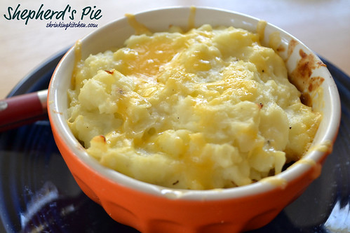 Shepherd's Pie, Lightened Up | by Heather@MamaSass