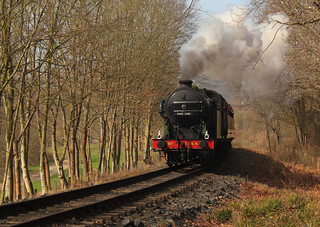 Severn Valley Railway - Spring Gala | by mjhphoto