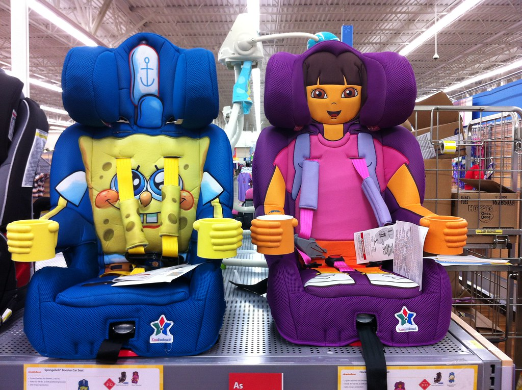 His And Hers Car Seats
