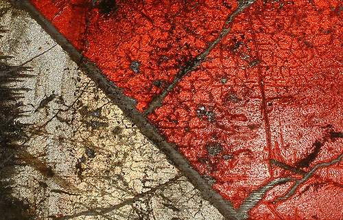 The Colors of Red and Dirt - A Textural Study | by unicoherent