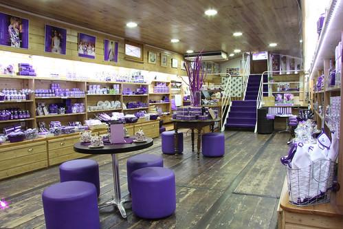 La maison de la violette boutique 1 toulouse for Maison violette toulouse