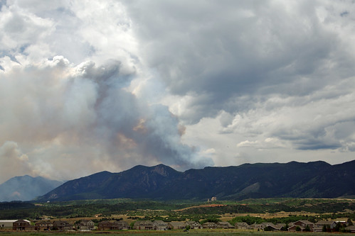 Waldo Canyon Fire | by Jessie Reeder