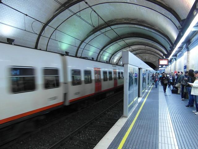 Barcelona - Estació de Diagonal-Provença