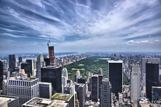 New York Manhattan from Top of the Rock Observation Deck Rockefeller Center (or Centre) | by Paul in Leeds