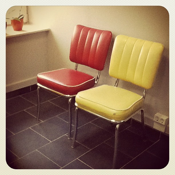 Awesome 50s chairs interiors furniture design retro 1Flickr