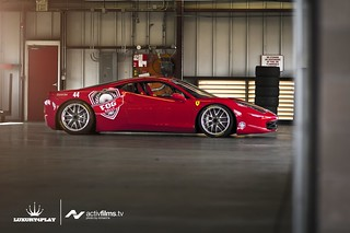 Waiting For The Call :: Ferrari Challenge at Infineon Raceway | by Richard.Le