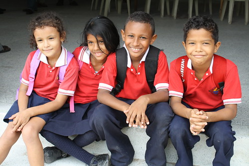 Colombia School Kids | by ECC Chicago