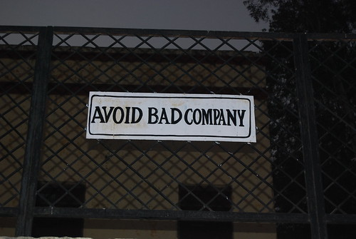 avoid bad company essay Ten bad driving habits to avoid december 16,  these common bad habits cost drivers thousands every year in car  » our company about us.