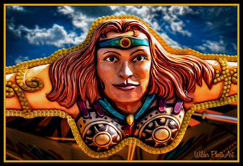 Goddess Of The Midway | by Wilder PhotoArt