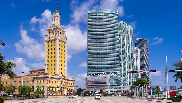Freedom Tower, Miami