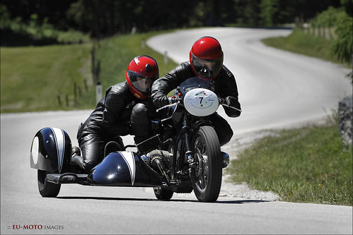 Tauplitzalm Bergpreis 2012 classic motorcycle Hill Climb Austria Copyright B. Egger :: eu-moto images 7400 | by :: ru-moto images