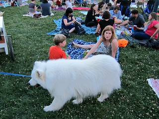 New York Philharmonic Concerts in the Parks 2012: Prospect Park, Dogs allowed | by Scoboco