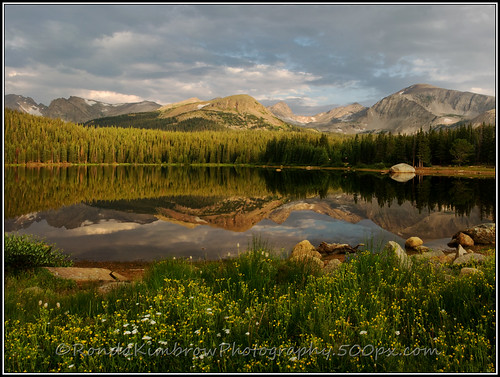 Brainard Lake - Indian Peaks Wilderness | by RondaKimbrow