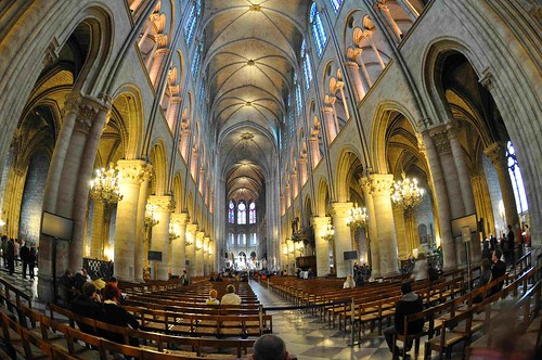 Notre Dame Paris | by Fadi Gamil