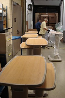 Furniture arriving for the Ambulatory Care Centre | by Government of Prince Edward Island