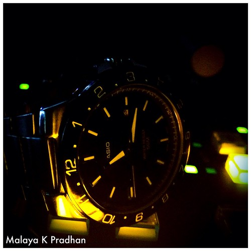 Not my watch! | by Malaya K Pradhan