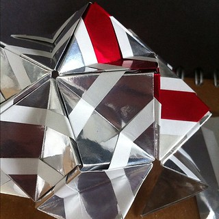 This weeks new #origami project | by mattersofgrey