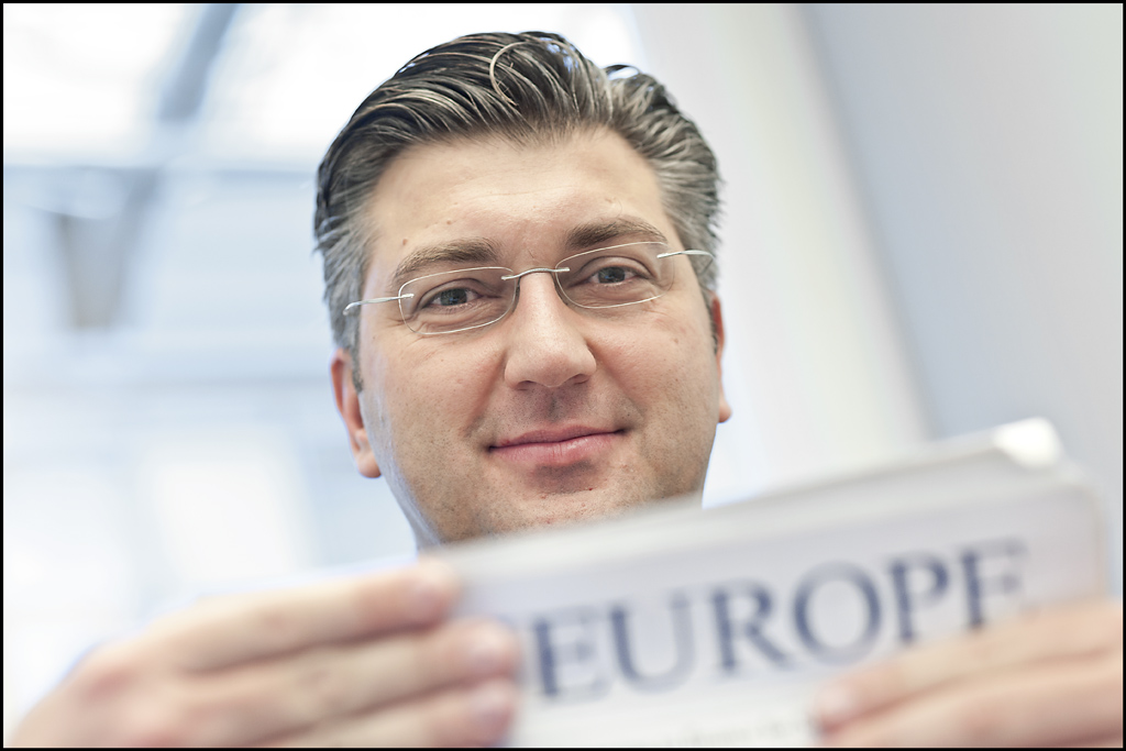 Image result for plenković eu