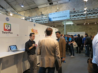Startup Booth at DWS | by Twilio