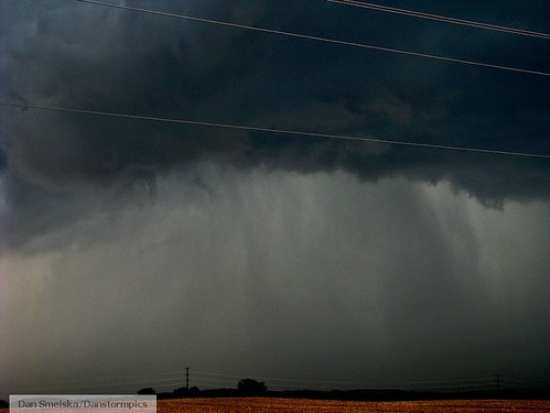 Approaching Strong Storm | by Dan's Storm Photos & Photography