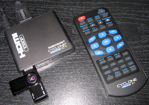 My SumVision Cyclone Micro 2+ HD Media Player | by comedyhunter
