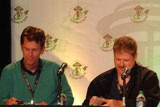 Kevin Conroy & Maurice LaMarche | by OnceAndFutureLaura