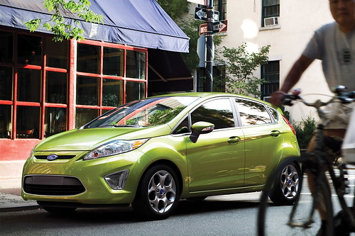 2013 Ford Fiesta | by Car Fanatics