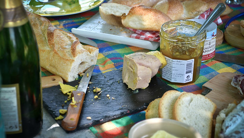 2nd June - Fois Gras PicNic in Burgundy | by The Hungry Cyclist