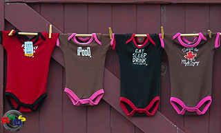 iPooD Baby Shirt | by Rodney Hickey Photography