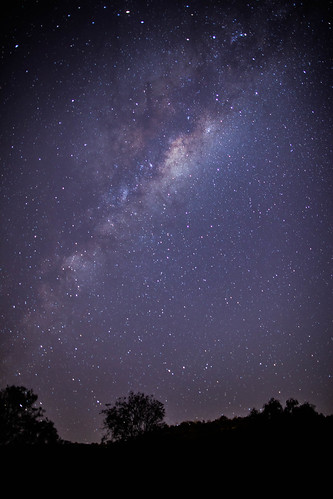 Milky Way at Bells Rapids | by collectionselements