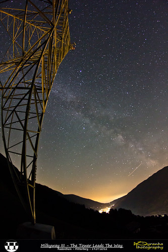 Milkyway III - The Tower Leads The Way | by Pyranha Photography | 1250k views - THX