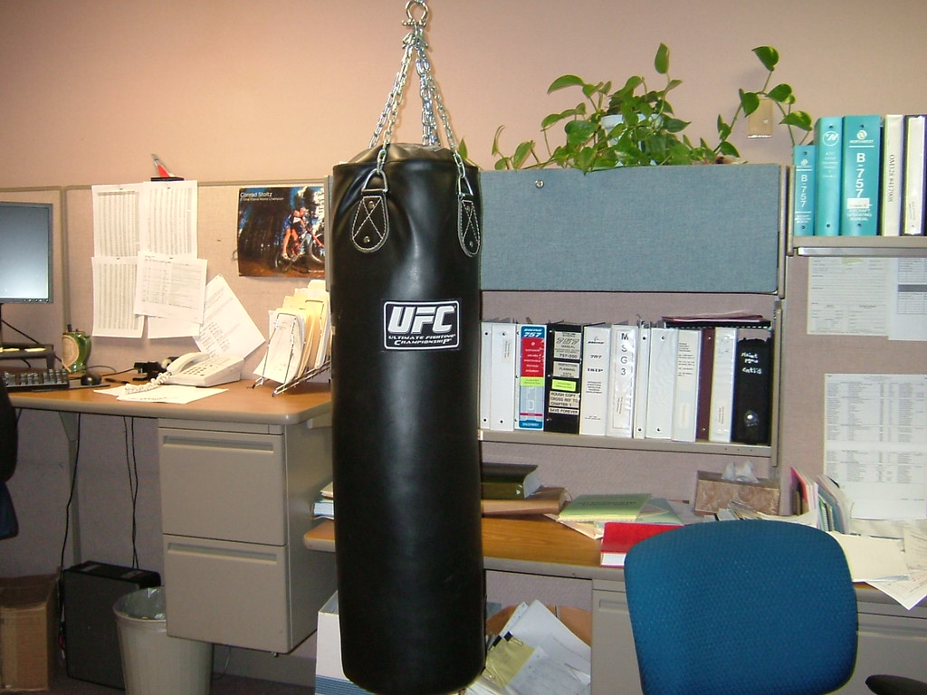 Etonnant ... Office Punching Bag | By Patti Ou0027Shea