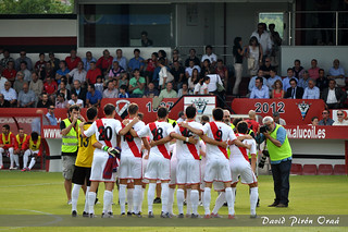 CD Mirandés - Rayo Vallecano | by Dpirónoraá