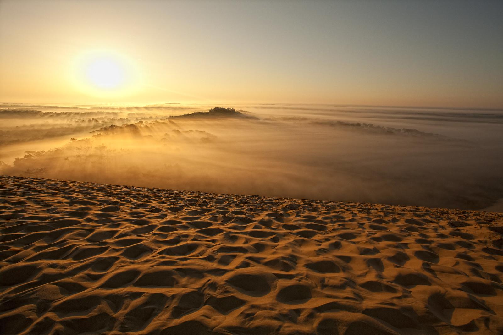 Dune du Pilat Sunrise