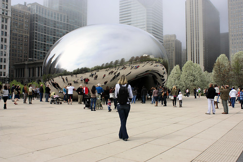 Cloud Gate | by Thiago Macedo