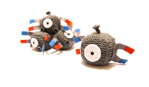 how to get magnemite in oras
