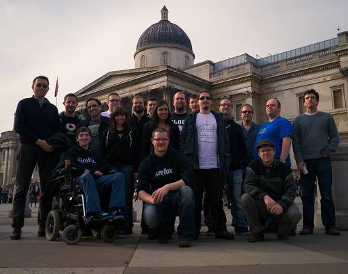 Firefox Devtools Team 2012 | by (robcee)
