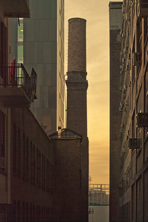 West Side Alley 1, High Line, NY City. | by Guillermo Murcia