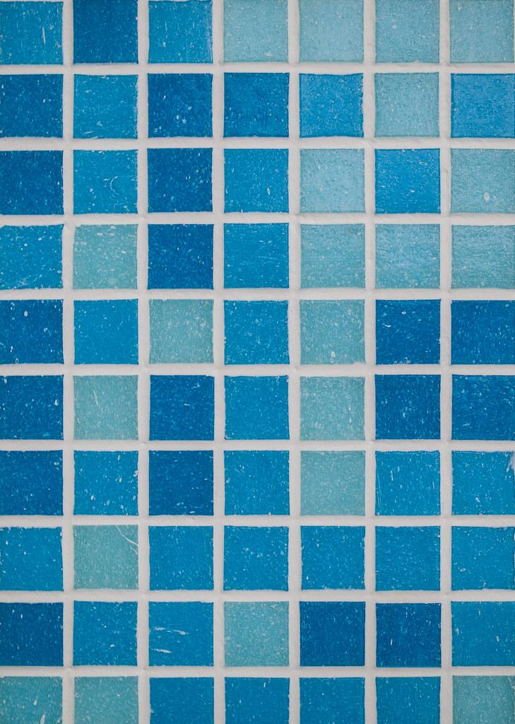 ... Blue Mosaic Bathroom Tiles | By Wwarby