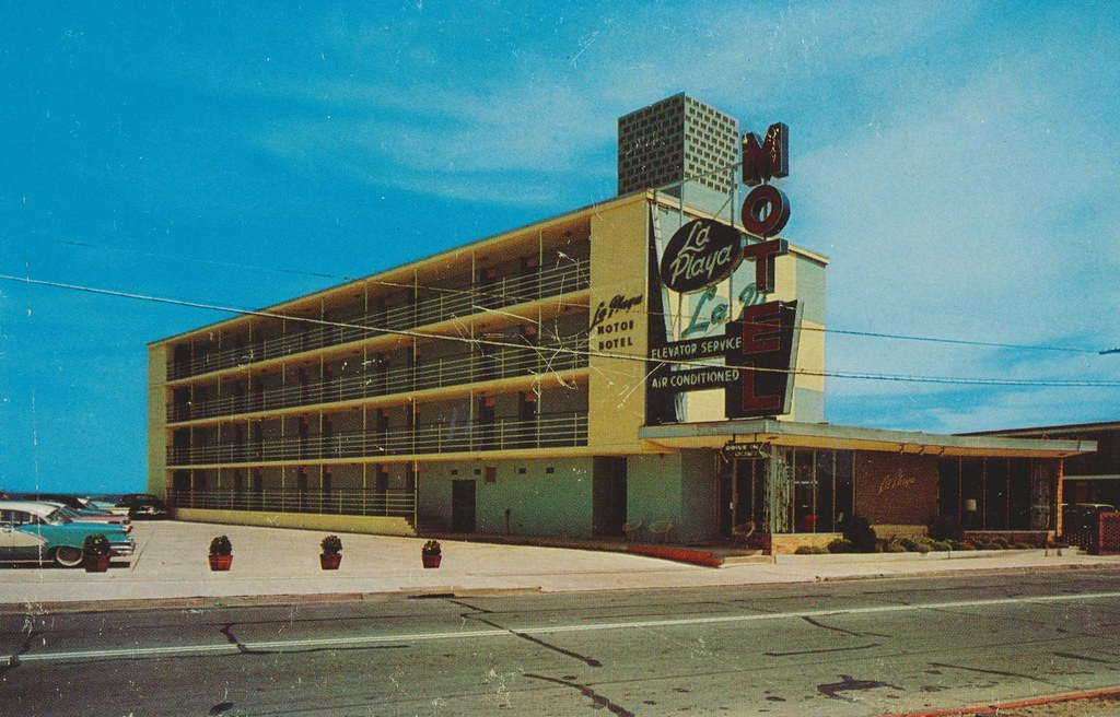 La Playa Motel - Virginia Beach, Virginia