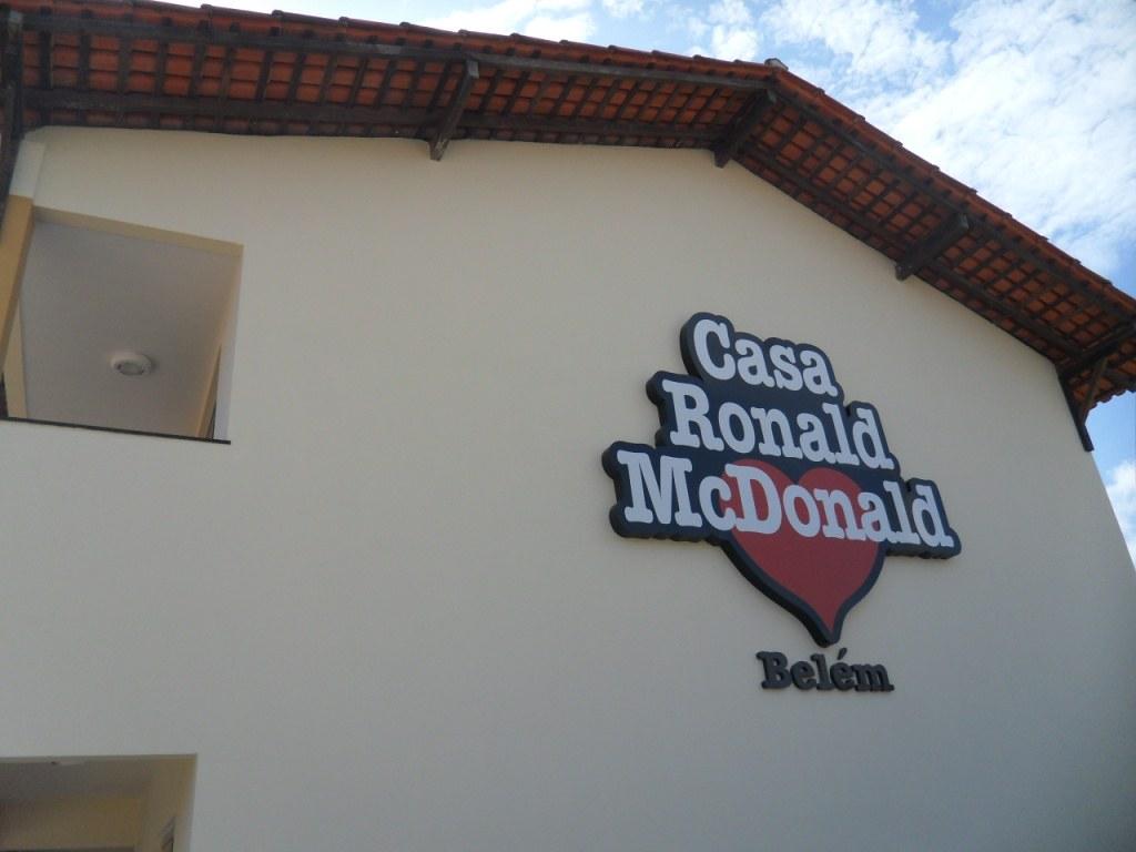 Inaugura o casa ronald mcdonald bel m flickr for Casa mcdonald