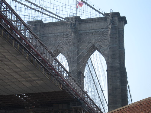 Brooklyn Bridge, NYC. Nueva York
