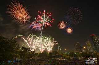 Freedom Over Texas fireworks | by Sergio Garcia Rill