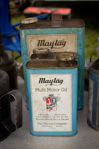 Maytag Multi-Motor Oil | by lungstruck