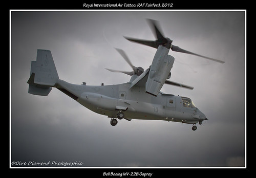 BELL BOEING MV-22B OSPREY | by Wings & Wheels Photography.
