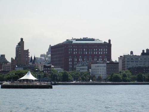 Hudson River Park, NYC. Nueva York